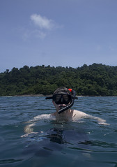 DSC09238 (andrewlorenzlong) Tags: thailand andrew snorkeling kohchang kohrang kohrangyai korangyai