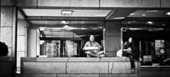 2012 09 30 - 5205 - DC - Downtown Candids (thisisbossi) Tags: windows girls blackandwhite bw usa washingtondc blackwhite dc downtown nw unitedstates northwest panoramas candids metrocenter wmata panoramics streetcandids washingtonmetropolitanareatransitauthority ward2 metrocentermetrostation