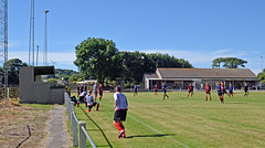 Penryn Athletic 0, St Ives Town 1, Cornwall Combination League, August 2016 (darren.luke) Tags: cornwall cornish football landscape nonleague grassroots penryn fc st ives