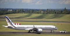 SX-RFA Gainjet Boeing 757 BHX (_1_2_) Tags: sxrfa gainjet boeing 757 bhx