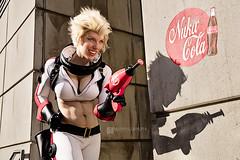 Nuka Girl Cosplay Alicat Ali Williams (Manny Llanura) Tags: nuka girl alicat cosplay cosplayer fallout 4 sexy sexycosplay cola