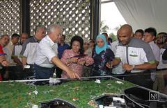 Majlis Pelancaran Projek Tugu Negara. (Najib Razak) Tags: najibrazak majlis pelancaran projek tugu negara