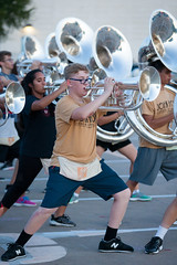 JHHSBand-27 (JaDEImagesDallas) Tags: marching band jhhs horn mesquite high school jags
