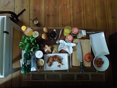 Frhstck in Tempelhof (conticium) Tags: breakfast frhstck tempelhof laugenbrtchen