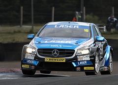 Aiden Moffat (Ken Alexander Photography) Tags: btcc touring cars motorsport knockhill scotland nikon d750 sport racing mercedes aclass