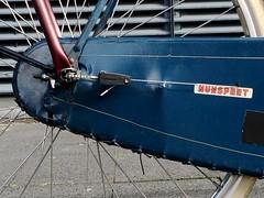 Simplex-Novum-Neo-Retro-Resto-7 (@WorkCycles) Tags: 1950s amsterdam bicycle bike dames damesfiets dutch fiets frame ladies neoretro novum oude parallel restoration retro simplex