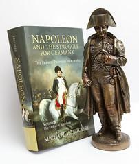 Napoleon and the Struggle for Germany (2010kev) Tags: napolon napolonbonaparte bonaparte