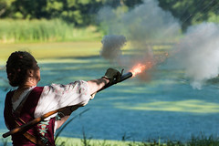 The Moment of Truth (Jacob M. Dawson) Tags: people renaissance firearms