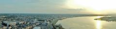 Riverbend Morning (Neal3K) Tags: neworleans louisiana skyline mississippiriver sun sunlight curve algierspoint cityscape