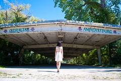 Self Portrait at the abandoned dock (rantropolis) Tags: abandoned abandonedpark abandonedontario bobloislandamusementpark bobloislandpark bobloisland urbex urbanexploration selfportrait