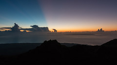 Aube - Soufrire - [Guadeloupe] (Thierry CHARDES) Tags: leverdesoleil tokina1116mmf28 ladsirade sunrise france antilles carabes caribbean guadeloupe volcan soufrire basseterre iles