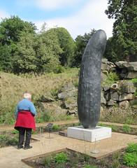 Giant Cucumber (janet7r) Tags: chatsworth derbyshire beyondlimits sculptureexhibition erwinwurm dergurk cucumber