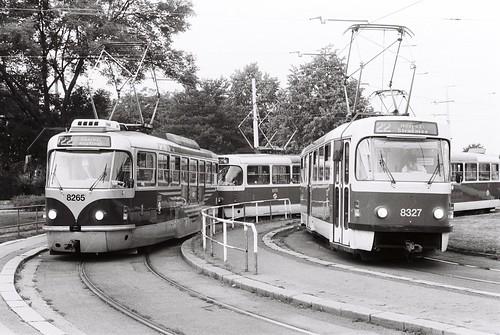 Prague tram terminus, Bílá Hora