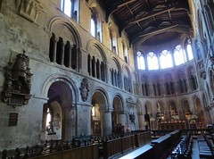 St Bartholomew the Great (tom_2014) Tags: building hall architecture stbartholomewthegreat stbartsthegreat church nave london medieval arch column norman normanarchitecture city cityoflondon stone masonry religion religiousarchitecture england uk britain landmark old ancient capital travel