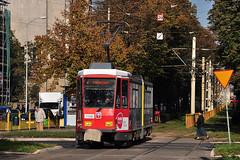 Tatra KT4DtM #108 Tramwaje Szczecińskie Szczecin (3x105Na) Tags: tatra kt4dtm 108 tramwaje szczecińskie szczecin tram tramwaj mzkszczecin strassenbahn polska polen poland