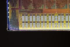 AMD@28nm@GCN_3th_gen@Fiji@Radeon_R9_Nano@SPMRC_REA0356A-1539_215-0862120___Stack-DSC01121-DSC01146_-_ZS-retouched-1 (FritzchensFritz) Tags: lenstagger macro makro supermacro supermakro focusstacking fokusstacking focus stacking fokus stackshot stackrail amd radeon r9 nano fiji hbm stack interposer gcn 3th gen 28nm gpu core heatspreader die shot gpupackage package processor prozessor gpudie dieshots dieshot waferdie wafer wafershot vintage open cracked