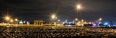           Parking           (rabe-pix) Tags: deutschland nrw duisburg nacht hdr hdri dri panorama night germany industry industrie hafen harbour port terminal fujifilm xpro 2 1655