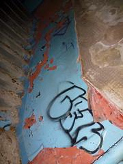 Paisley TA Builing INSIDE (149) (dddoc1965) Tags: dddoc davidcameronpaisleyphotographer property photographer ta builbing army barrocks landmark listed building broken windows fire damage rotten wood water dangerous floors scotland