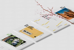 Serbia Booklet design (str.jnj) Tags: serbia srbija branding nationalidentity tourism visualidentity brand stationary businesscards booklets brochures design graphicdesign