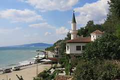 Balchik - Dvoretsa (The Palace) - Residence Quiet Nest (lyura183) Tags: bulgaria  balchik  blacksea sea
