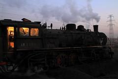 I_B_IMG_9059 (florian_grupp) Tags: asia china steam train railway railroad fuxin liaoning sy coal mine 282 mikado steamlocomotive locomotive