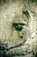 (Josieroo13) Tags: secrettaphophile gravestone graveyard gravemarker grave graves death lifeanddeath beautyindecay serene calm peaceful cemetery abneyparkcemetery magnificent7 londoncemeteries londonsdead london victorian victorianburial burial burials angel guardian carving sculpture naturealwayswins