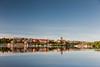 2011-001400 (Werner Nystrand) Tags: city summer water mirror sweden stockholm capital seasonal north norden sverige tomorrow stillness vatten stad sommar morgon mälaren södermälarstrand notifier colorimage spegling stillhet huvudstad årstid färgbild
