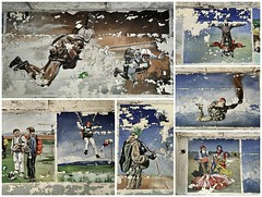 (Farlakes) Tags: red training army para murals ground soviet ddr former exploration oefenterrein parachutisten farlakes
