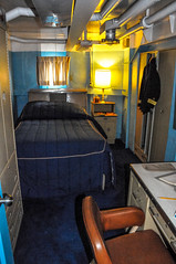 Admiral's Quarters on the USS New Jersey (BB-62)
