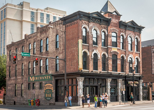 Merchants Hotel (1892), 401 Broadway, Downtown, Nashville, TN, USA