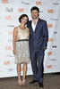Olivia Thirlby and Karl Urban 'Dredd 3D' premiere Toronto International Film Festival at Elgin Theatre. Toronto, Canada
