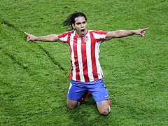 Radamel Falcao-2012