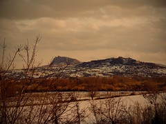 By window....... (massimiliano m.) Tags: winter italy snow sanmarino sony verucchio poggioberni