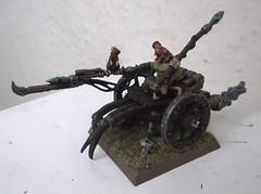 Warlock Engineer 1 left (Tzfyr) Tags: warhammer chariot gamesworkshop skaven warlockengineer