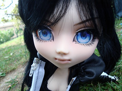 Black Rock Shooter (Ahharu~) Tags: girls black rock doll dolls sunny pullip shooter custom pullips generation customs sheryls snds sheryldesigns