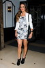 Amanda Byram London Fashion Week Spring/Summer 2013