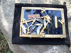 100_0836 (blairmarc) Tags: frames flora jay picture jewels strongwater handenameled