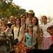 Família francesa, Thierry, Coralie, Barkhan e nós