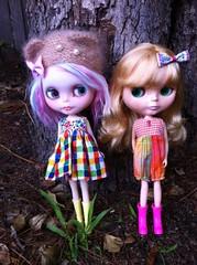 Newest girls wearing Fishknees