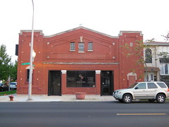 The former Clearing (Mayfair) Movie Theatre at 63rd & Massasoit (rchdj10) Tags: september17