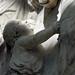 Ara Pacis, bust of Lucius Caesar(?), north procession