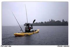 You can pick your day.. (Nicolas Valentin) Tags: uk light lake landscape scotland fishing scenery europe kayak scenic explore loch lomond lochlomond ecosse kayakfishing kayakpike kayakscotland