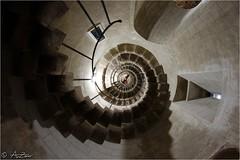 Castello d'Albertis spiral stair 2012-09-13 211134 (AnZanov) Tags: castle stairs spiral cool photographer andrea gimp fisheye genoa genova staircase scala uncool castello chateaux chiocciola ufraw cool2 muckitup albertis uncool2 uncool3 uncool4 uncool5 uncool6 uncool7 montegalletto zanovello anzanov