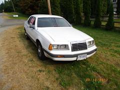 1985 Ford Thunderbird V6 (Foden Alpha) Tags: ford thunderbird 1985 mapleridge v6 ctx881