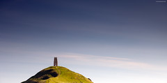 Tor View (Gary Newman) Tags: sky tower hill glastonbury tor