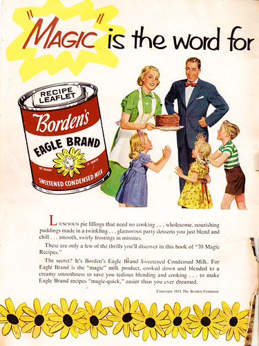 Magic is the word for Bordens