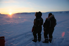 "Enjoying a Svalbard Arctic Sunset • <a style=""font-size:0.8em;"" href=""http://www.flickr.com/photos/16564562@N02/8026176651/"" target=""_blank"">View on Flickr</a>"
