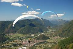 Flight_15 (Tim Meyer Paragliding Photography) Tags: slovenia tolmin soca stol kobala