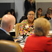 Nobel Peace Laureate Leymah Gbowee  speaks at the high-level event \