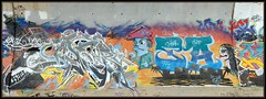 Mabo Shams Eslem Elies Ram (Gramgroum) Tags: art graffiti marseille ciotat ram shams 2012 digue laciotat mabo elies eslem mugel